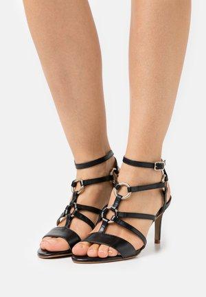 VILOSARA - Sandals - noir