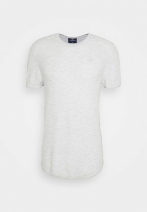 SOLID CREW STONE - Basic T-shirt - vanilla ice