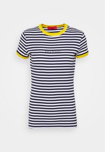 DALMATA - Print T-shirt - navy blue