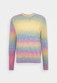 rag & bone - LEON CREW - Jumper - rainbow - 4