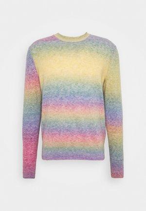 LEON CREW - Jumper - rainbow