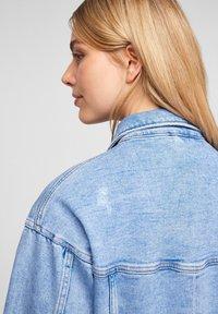 Q/S designed by - Denim jacket - blue - 4