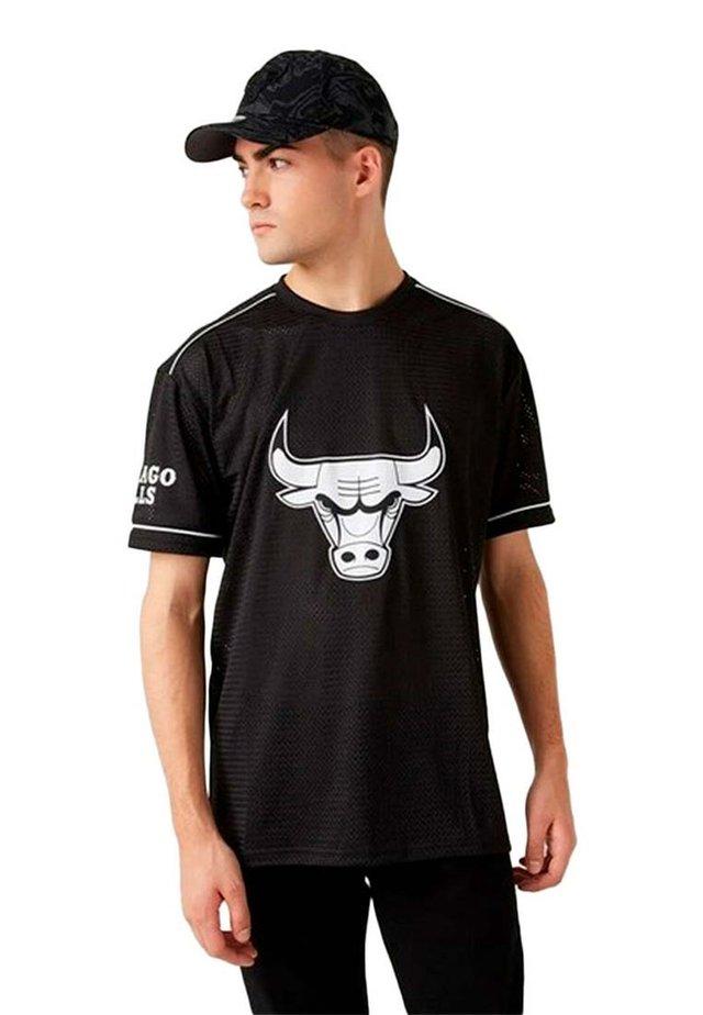 CHIBUL - T-shirt print - black