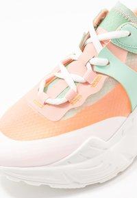 Steve Madden - ARIS - Sneakers - mint/multicolor - 2