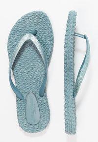 Ilse Jacobsen - CHEERFUL - Boty do bazénu - lichen blue - 2