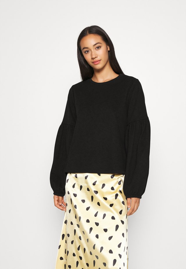 ONLANDY PUFF  - Sweatshirts - black