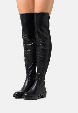 COMFORT  - Stivali sopra il ginocchio - black