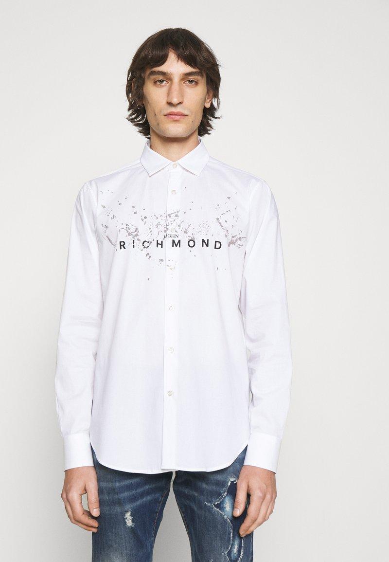 John Richmond - SHIRT TOLGAX - Shirt - white