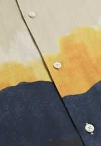 Mango - Shirt - sandfarben - 7