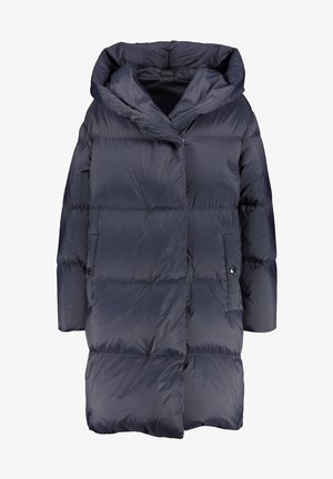 Down coat - marine