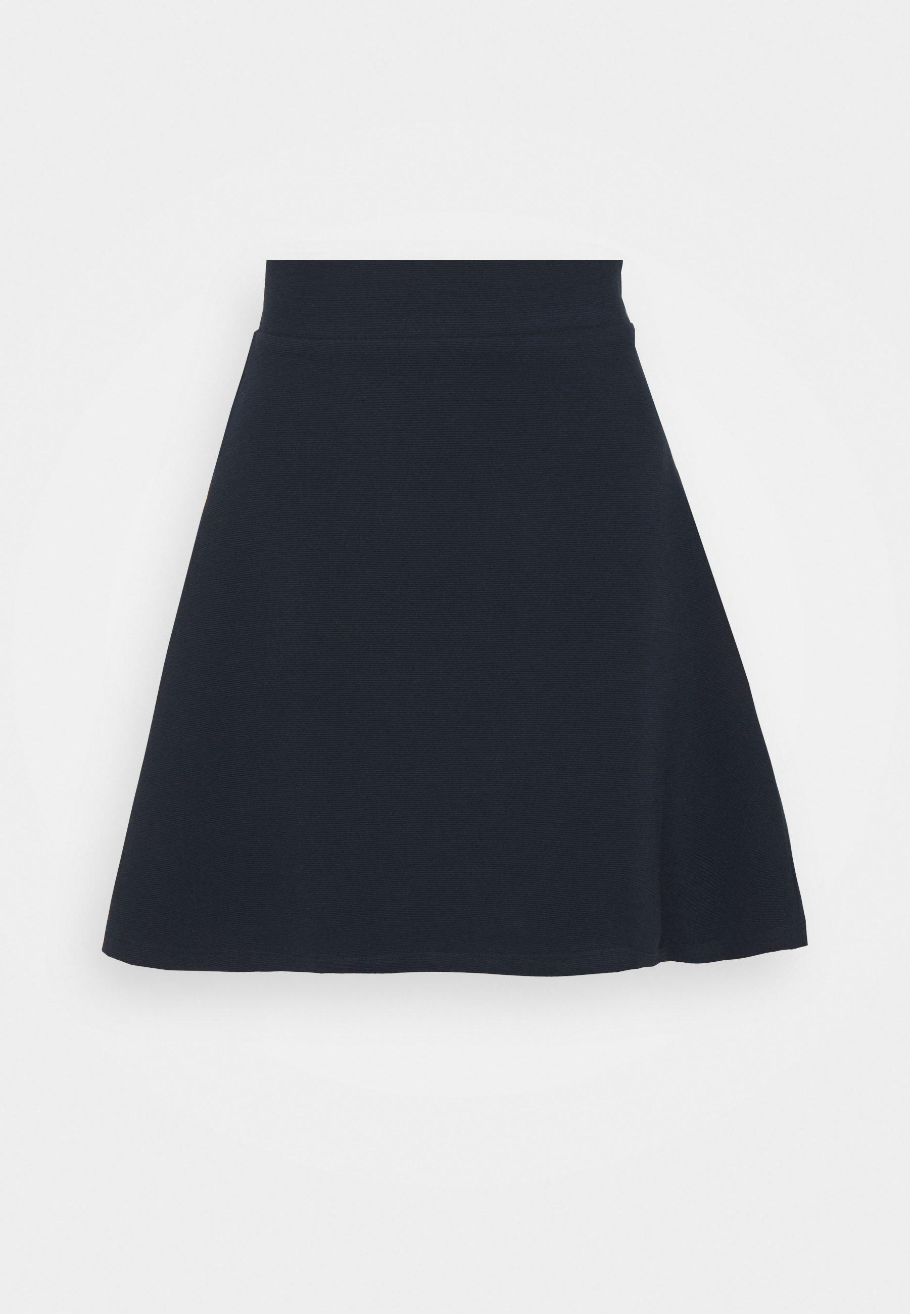 Women STRUCTURED SKATER SKIRT - A-line skirt