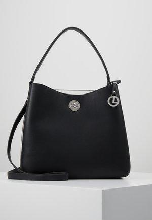 ELINOR - Handtasche - schwarz