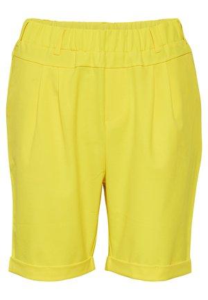 JILLIAN  - Shorts - cyber yellow