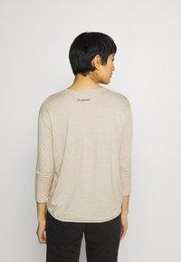 Desigual - OPORTO - Camiseta de manga larga - white - 2