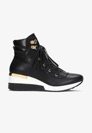 MONTI - Sneakers hoog - black