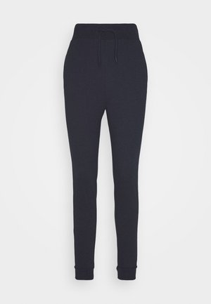 SLIM FIT JOGGERS - Pantalon de survêtement - black