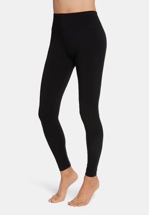 AURORA - Leggings - Trousers - black