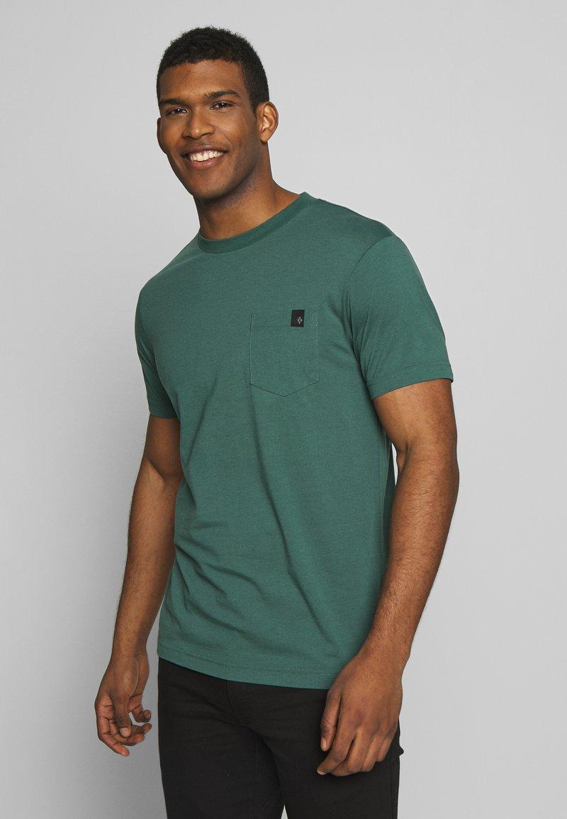 Black Diamond - CRAG - Print T-shirt - raging sea