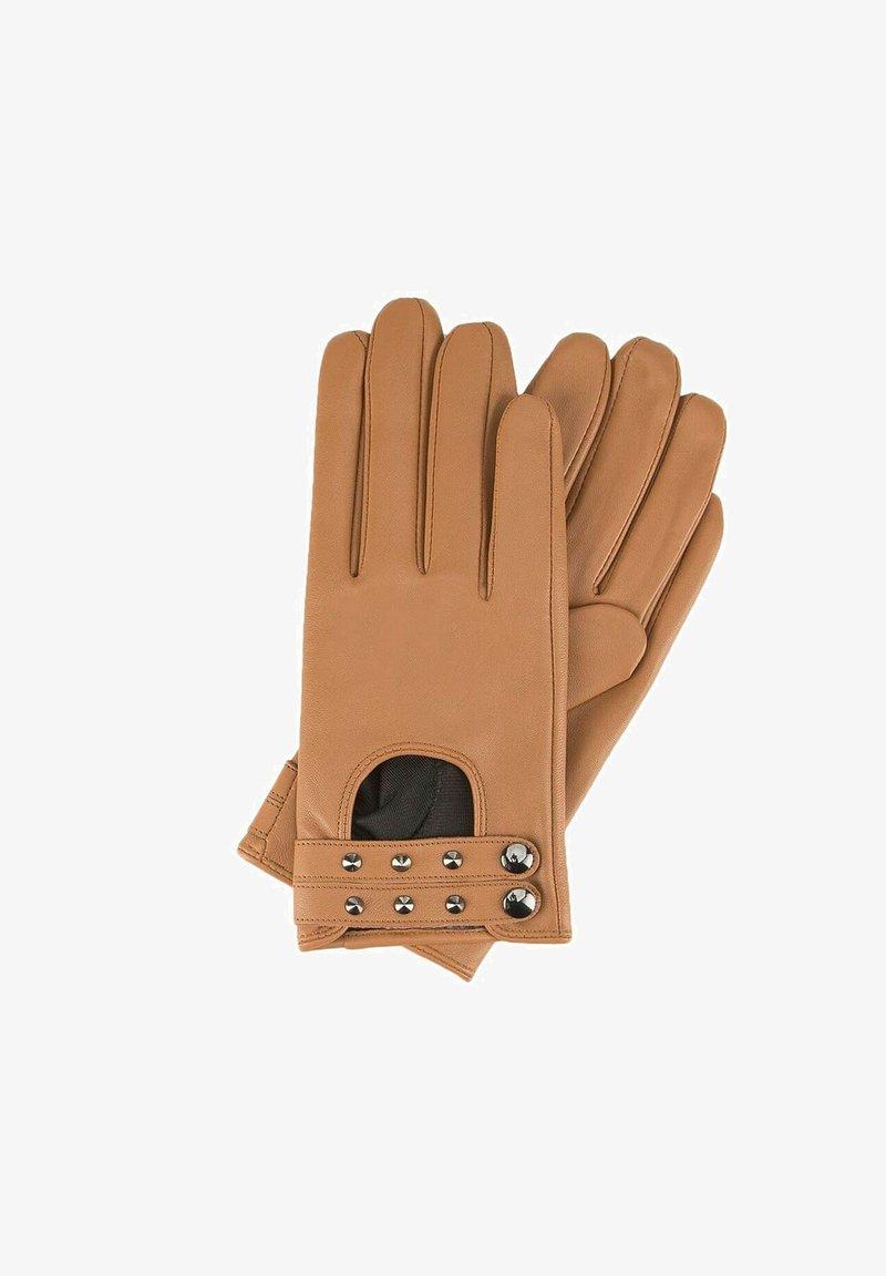 Wittchen - Gloves - hellbraun