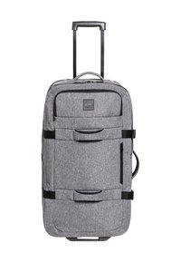 Quiksilver - QUIKSILVER™ NEW REACH 100L - EXTRAGROSSER KOFFER MIT ROLLEN EQYBL - Wheeled suitcase - light grey heather - 3