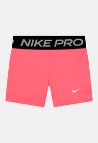 Nike Performance - Legging - sunset pulse/white - 0