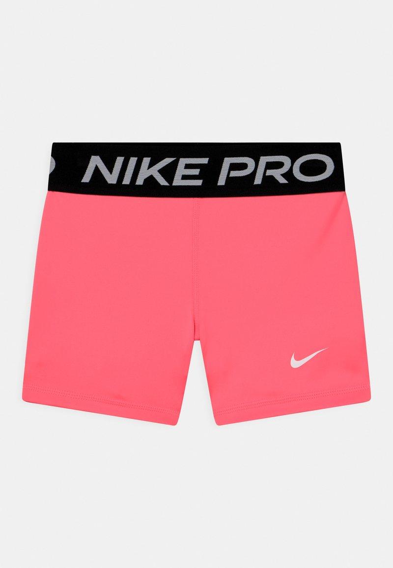 Nike Performance - Legging - sunset pulse/white