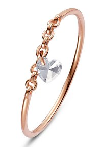 QOOQI - MY VALENTINE - Ring - roségold - 2
