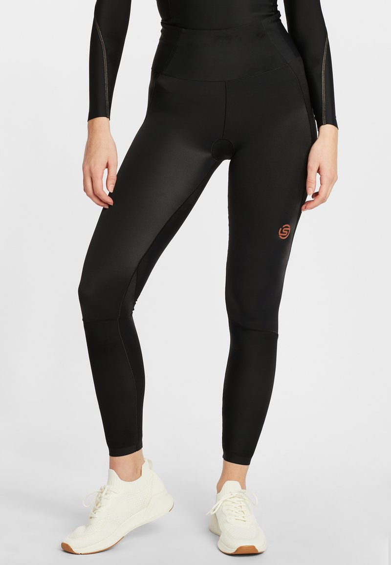 Skins - S5 SKYSCRAPER  - Leggings - black
