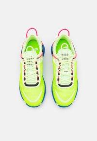 Nike Sportswear - REACT LIVE PRM - Tenisky - barely volt/hyper royal/electric green/hyper pink/white/black - 3