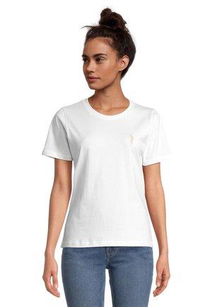 EIS - Print T-shirt - offwhite