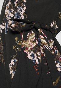 Vero Moda - VMHENNA - Denní šaty - black - 5