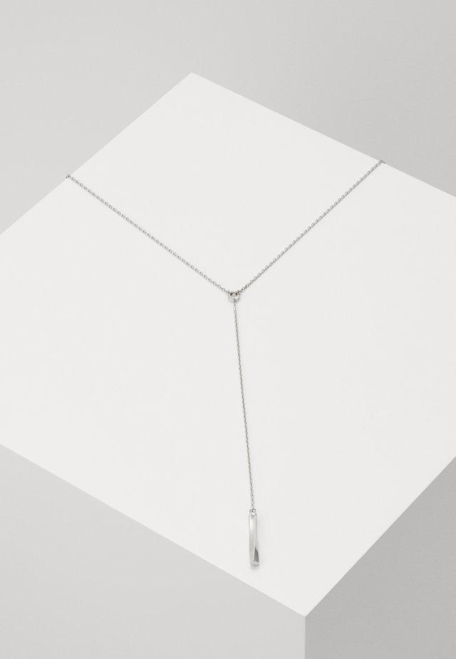 SIGNATURE - Náhrdelník - silver-coloured