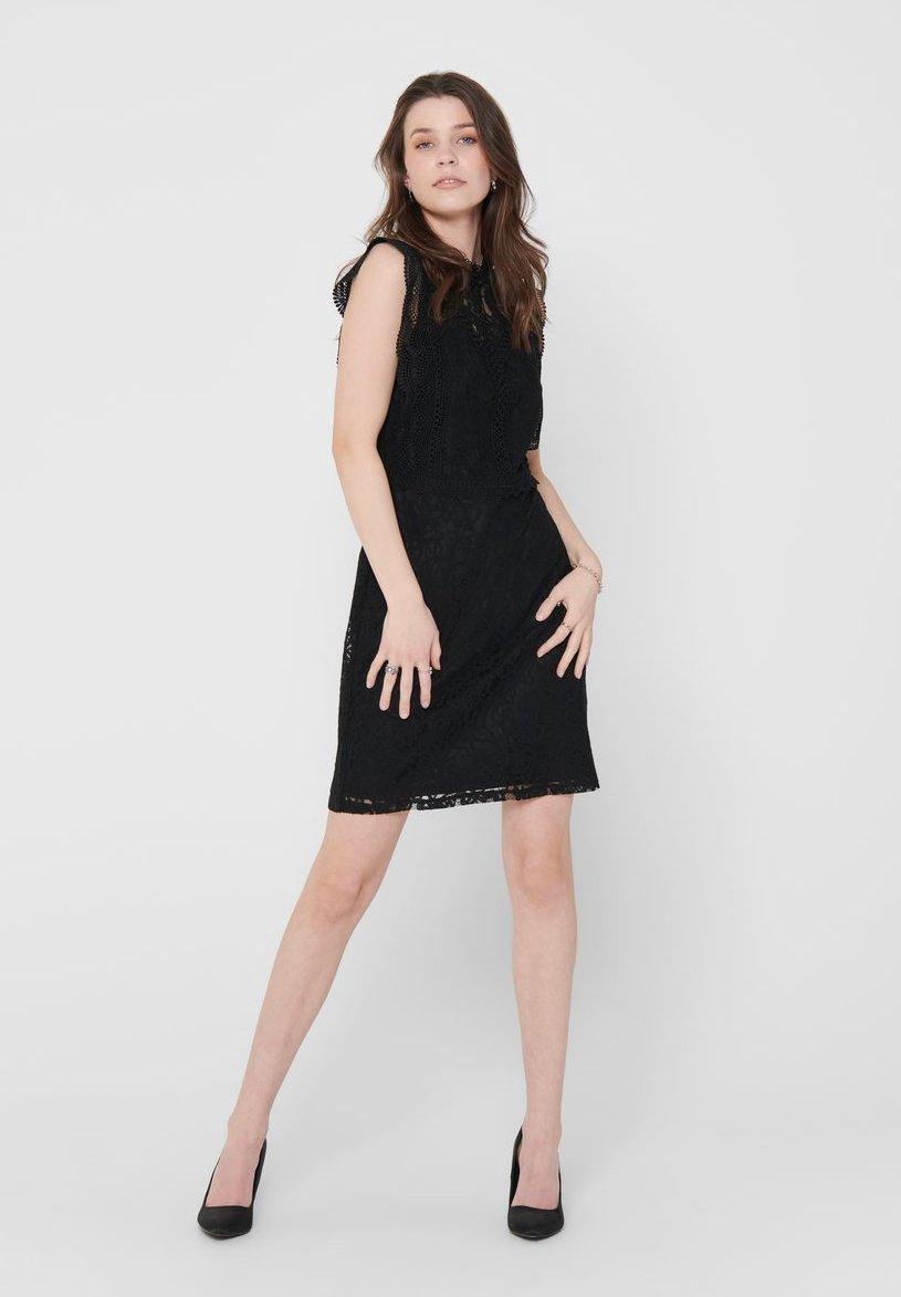 Women ONLKARO ABOVE KNEE DRESS - Day dress