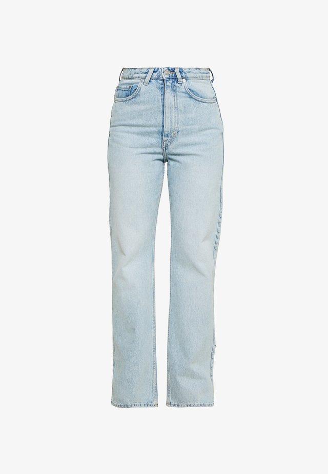 ROWE FRESH - Straight leg jeans - fresh blue wash
