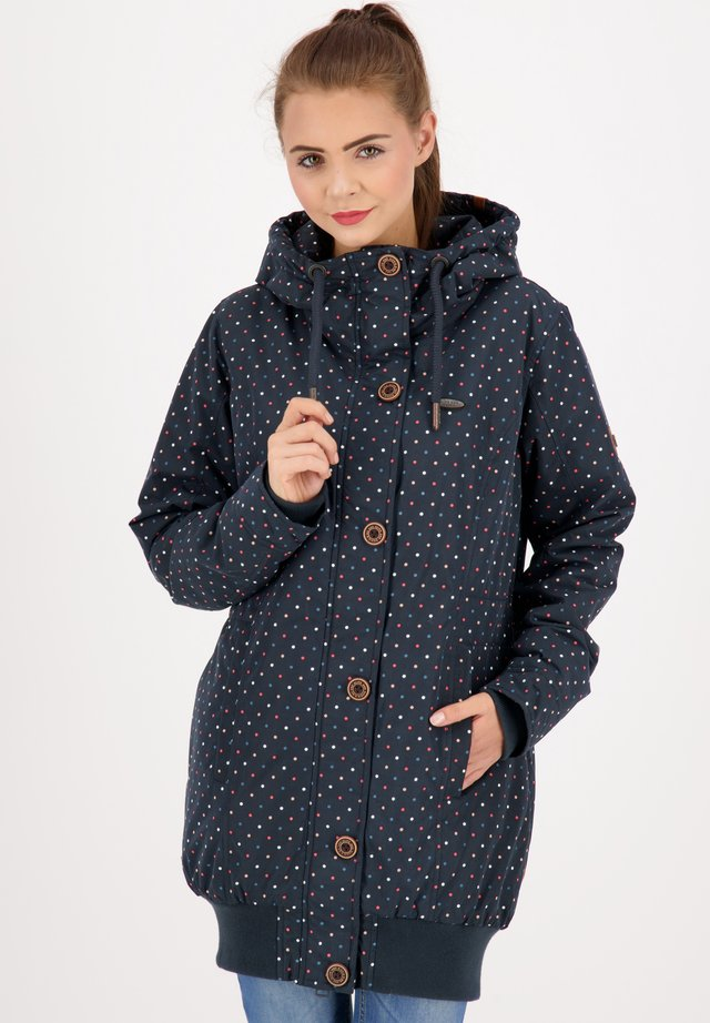 ABBYAK - Winter coat - marine