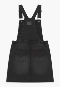 Levi's® - JUMPER - Jeanskleid - black denim - 1