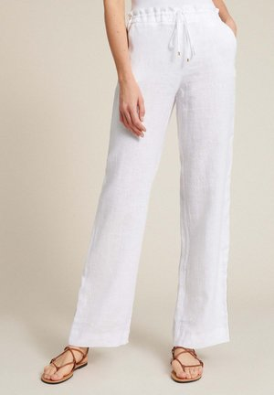 ARDESIA - Kalhoty - bianco