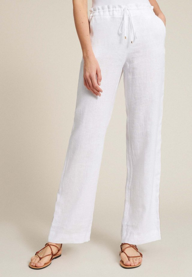 ARDESIA - Pantalones - bianco