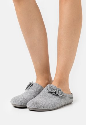LISELOTT - Slippers - grey