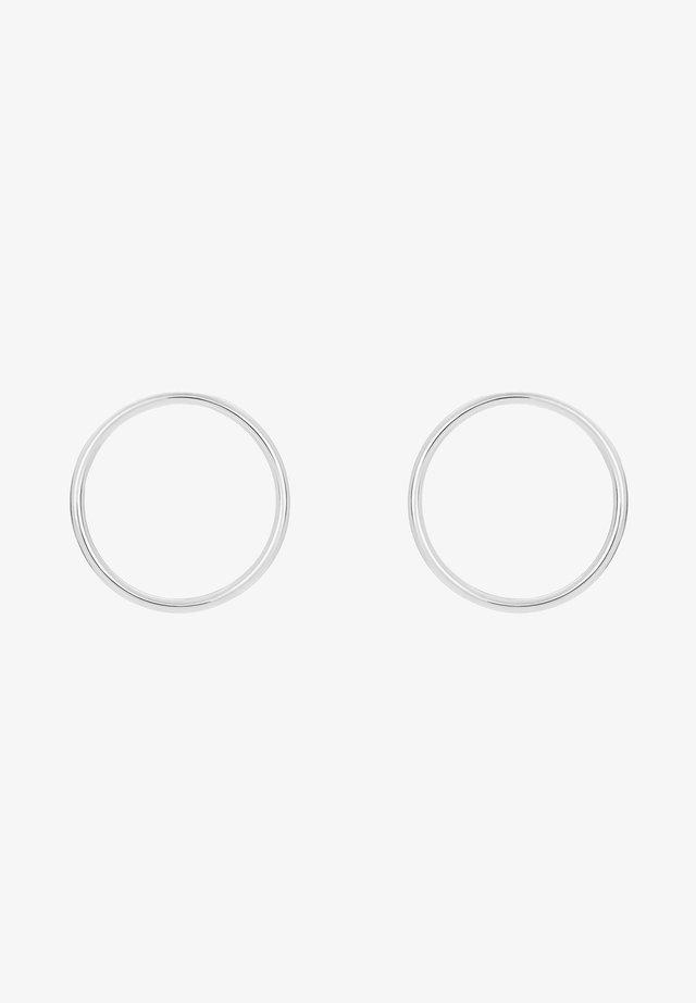 CIRCLE - Orecchini - silber