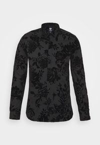 Twisted Tailor - MARSHALL SHIRT - Camicia - black - 4
