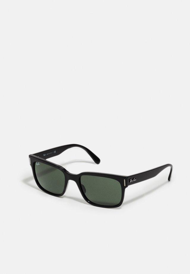Okulary przeciwsłoneczne - shiny black