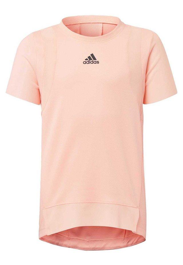 HEAT.RDY T-SHIRT - T-shirt imprimé - orange