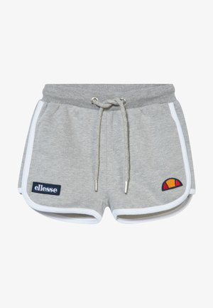 VICTENA - Teplákové kalhoty - grey marl