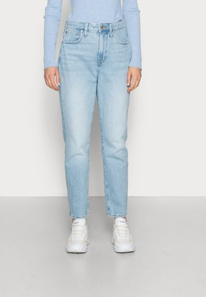 CURVY PERFECT VINTAGE IN FIORE - Slim fit jeans - fiore