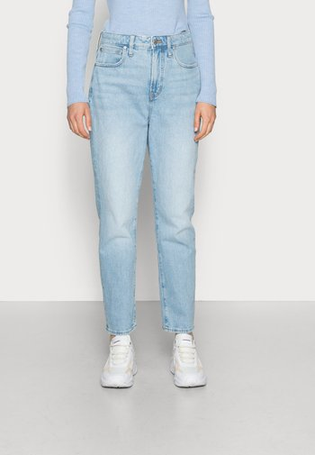 CURVY PERFECT VINTAGE IN FIORE - Jeans slim fit - fiore