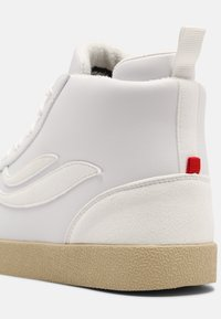 Genesis - G-HELÁ MID ECO UNISEX - Sneakers alte - white - 4