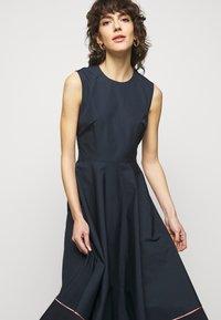Roksanda - ATHENA DRESS - Maxi šaty - navy/midnight - 3