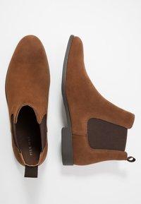 Pier One - Classic ankle boots - cognac - 1
