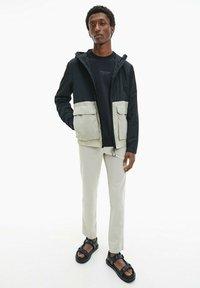 Calvin Klein - Summer jacket - bleached stone - 1